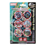Marvel HeroClix: Captain America and the Avengers Dice & Token Pack Thumb Nail