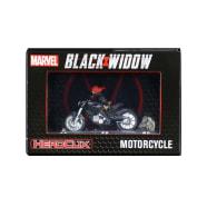 Marvel HeroClix: Black Widow Movie - Black Widow with Motorcycle Thumb Nail