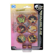 DC HeroClix: DC HeroClix: Harley Quinn and the Gotham Girls Dice & Token Pack Thumb Nail