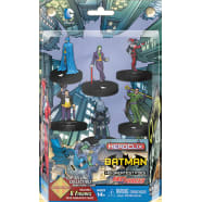 DC HeroClix: Batman and His Greatest Foes Fast Forces Pack Thumb Nail