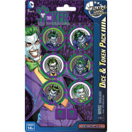 DC HeroClix: The Joker Dice & Token Pack Thumb Nail