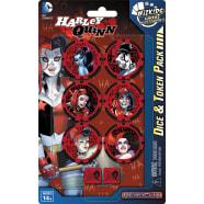 DC HeroClix: Harley Quinn Dice & Token Pack Thumb Nail