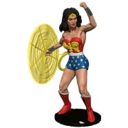 DC HeroClix: 15th Anniversary Elseworlds Colossal Skyscraper Wonder Woman Case Incentive Thumb Nail