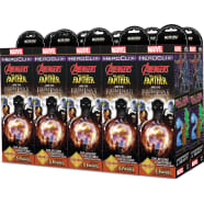 Marvel HeroClix: Avengers Black Panther and the Illuminati Booster Brick Thumb Nail