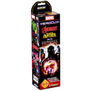 Marvel HeroClix: Avengers Black Panther and the Illuminati Booster Pack Thumb Nail