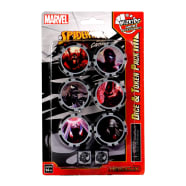 Marvel HeroClix: Spider-Man and Venom Absolute Carnage Dice and Token Pack Thumb Nail