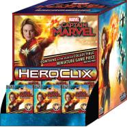 Marvel HeroClix: Captain Marvel Movie Gravity Feed Thumb Nail