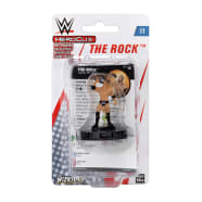 WWE HeroClix: The Rock Expansion Pack Thumb Nail