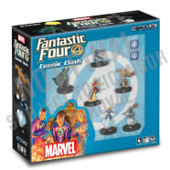 Marvel HeroClix: Fantastic Four Cosmic Clash Starter Set Thumb Nail