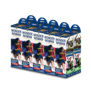 DC HeroClix: Wonder Woman 80th Anniversary Booster Brick Thumb Nail