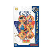 DC Wonder Woman 80th Anniversary Dice & Token Pack Thumb Nail