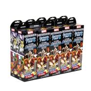 Marvel HeroClix: Fantastic Four Future Foundation Booster Brick Thumb Nail