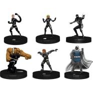 Marvel HeroClix: Fantastic Four Future Foundation Fast Forces Thumb Nail
