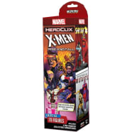 Marvel HeroClix: X-Men Rise and Fall Booster Pack Thumb Nail