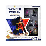 DC HeroClix: Wonder Woman 80th Anniversary Miniatures Game Thumb Nail