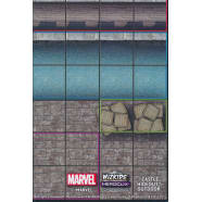 Castle Hidout Outdoor / Iron Man's Workshop Indoor Map Thumb Nail