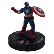 Captain America - 001 Thumb Nail