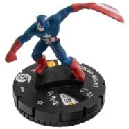 027 Marvel Black Panther Illuminati HeroClix Miniature Uncommon Everett K Ross