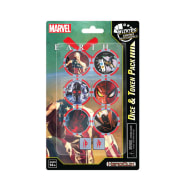 Marvel HeroClix: Earth X Dice and Token Pack Thumb Nail