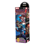 Marvel HeroClix: Secret Wars Battleworld Booster Pack Thumb Nail