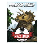 Maximum Apocalypse: Jurassic Perils Expansion Thumb Nail