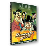 Batman: The Animated Series - Masterminds & Mayhem Thumb Nail