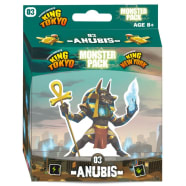 King of Tokyo: Monster Pack - Anubis Thumb Nail