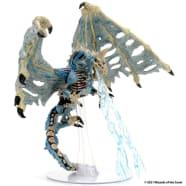D&D Fantasy Miniatures: Icons of the Realms: Boneyard - Blue Dracolich Premium Set Thumb Nail