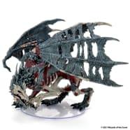 D&D Fantasy Miniatures: Icons of the Realms: Boneyard - Green Dracolich Premium Set Thumb Nail