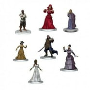 D&D Icons of the Realms: Curse of Strahd - Denizens of Castle Ravenloft Thumb Nail