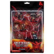 D&D Icons of the Realms Figure Pack: Descent into Avernus - Arkhan the Cruel and the Dark Order Thumb Nail