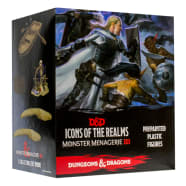 D&D Fantasy Miniatures: Icons of the Realms: Monster Menagerie 3 - Kraken and Islands Case Incentive Thumb Nail