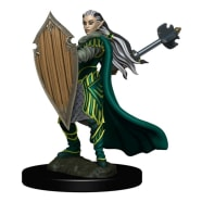 Icons of the Realms: Premium Painted Figure 2020 - Elf Paladin Female Thumb Nail