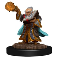 Icons of the Realms Premium Figures Set 5: Gnome Wizard Male Thumb Nail