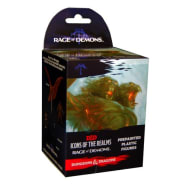 D&D Fantasy Miniatures: Icons of the Realms: Rage of Demons Standard Booster Pack Thumb Nail