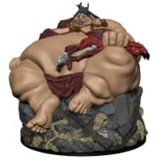 D&D Fantasy Miniatures: Icons of the Realms: Storm King's Thunder Case Incentive Promo Figure - The Chief Guh Thumb Nail