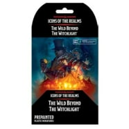 D&D Fantasy Miniatures: Icons of the Realms: The Wild Beyond the Witchlight Booster Pack Thumb Nail