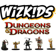 D&D Fantasy Miniatures: Starter Set - Heroes Thumb Nail