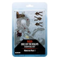 D&D Idols of the Realms: Essentials 2D Miniatures - Monster Pack 1 Thumb Nail