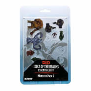 D&D Idols of the Realms: Essentials 2D Miniatures - Monster Pack 2 Thumb Nail