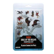 D&D Idols of the Realms: Essentials 2D Miniatures - Players Pack Thumb Nail