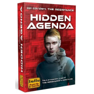 The Resistance: Hidden Agenda Expansion Thumb Nail