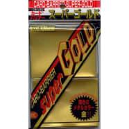 Japanese Card Sleeves - Super Gold (80) Thumb Nail