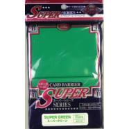 Japanese Card Sleeves - Super Green (80) Thumb Nail