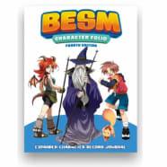 Big Eyes, Small Mouth RPG: Character Folio (4th Edition) Thumb Nail