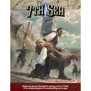 7th Sea: Second Edition - Core Rulebook Thumb Nail