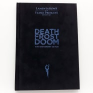 Lamentations of the Flame Princess RPG:  Death Frost Doom 10th Anniversary Edition Thumb Nail