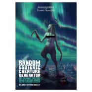 Lamentations of the Flame Princess RPG: Random Esoteric Creature Generator Thumb Nail