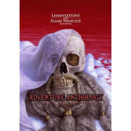 Lamentations of the Flame Princess RPG: Adventure Anthology - Blood Thumb Nail