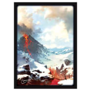 Matte Sleeves: Lands - Mountains (50) Thumb Nail